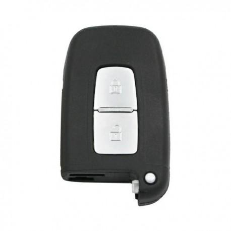 Cover Chiave Guscio Telecomando 2 Tasti Senza Lama Hyundai I10 I20 I30 IX20 IX35