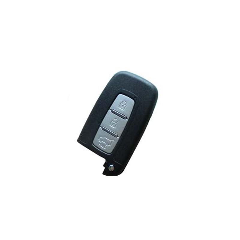 Cover Key Shell Remote 3 Bladeless Keys Hyundai I10 I20 I30 IX20 IX35