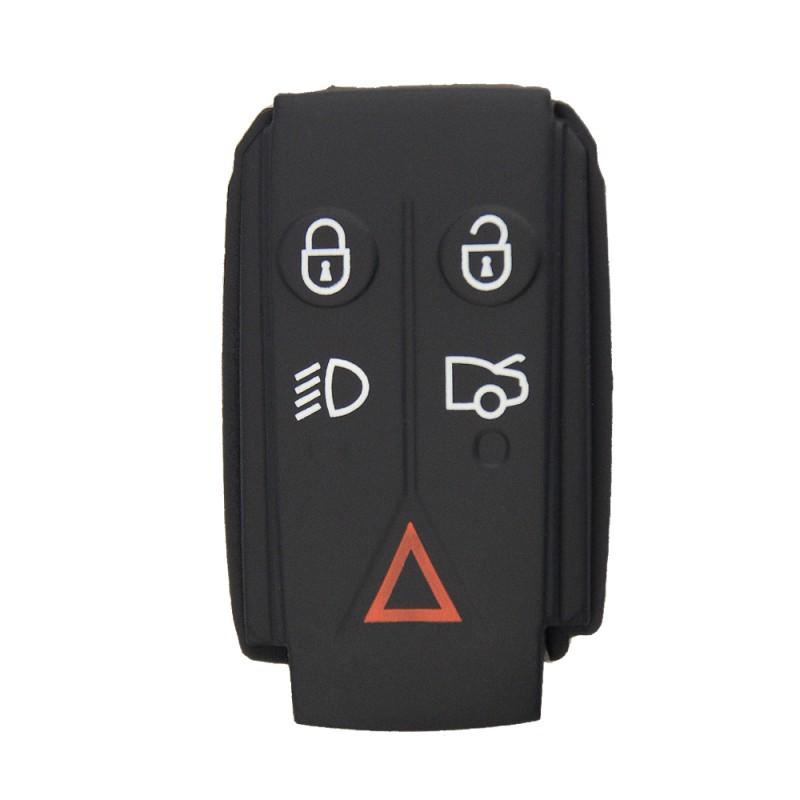 Gommino Shell 5 Keys Replacement Remote Key Jaguar X-Type S-Type XJ8 XJR