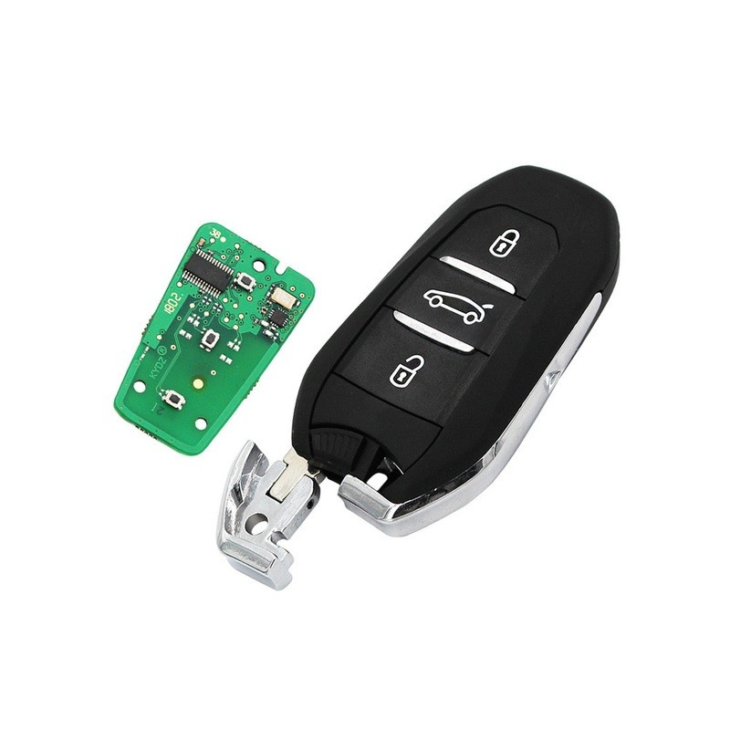 RADIO CONTROL CAR CITROEN 3 BUTTONS 433MHZ LAMA VA2