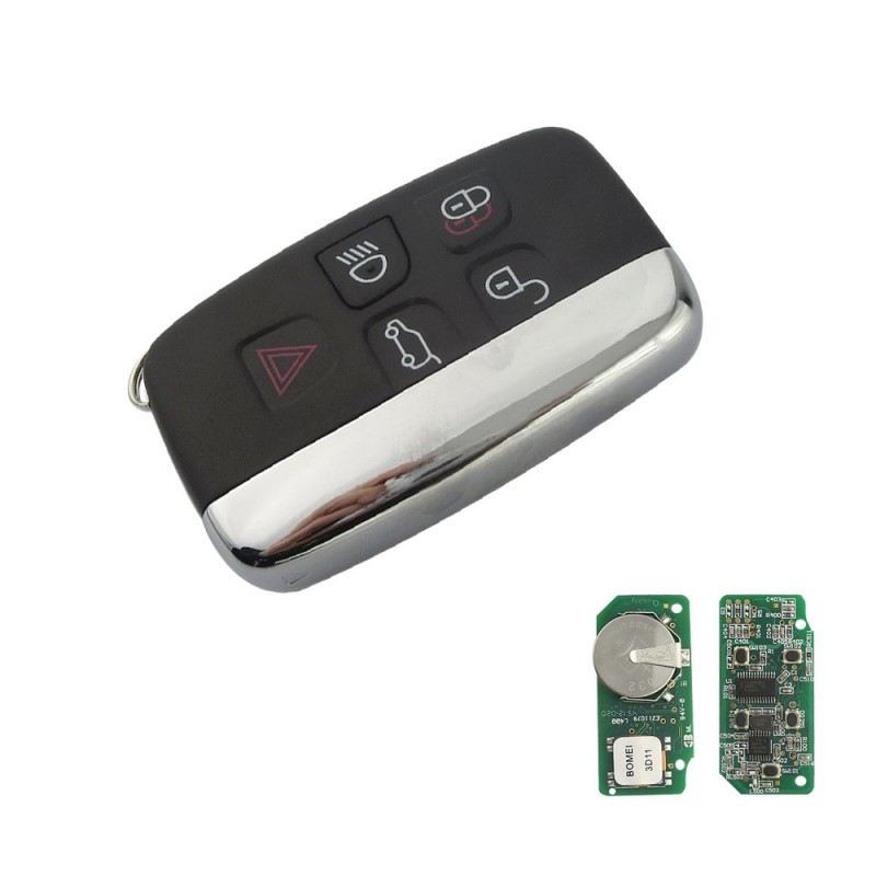 RADIO CONTROL CAR RANGE ROVER EVOQUE SPORT/ LANDROVER 4-1 BUTTONS 433MHZ BLADE HU101
