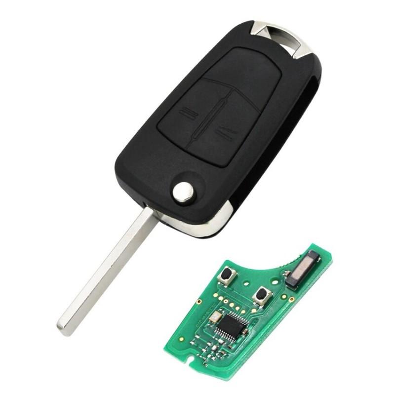 RADIO CONTROL CAR OPEL 2 BUTTONS 433MHZ BLADE HU100