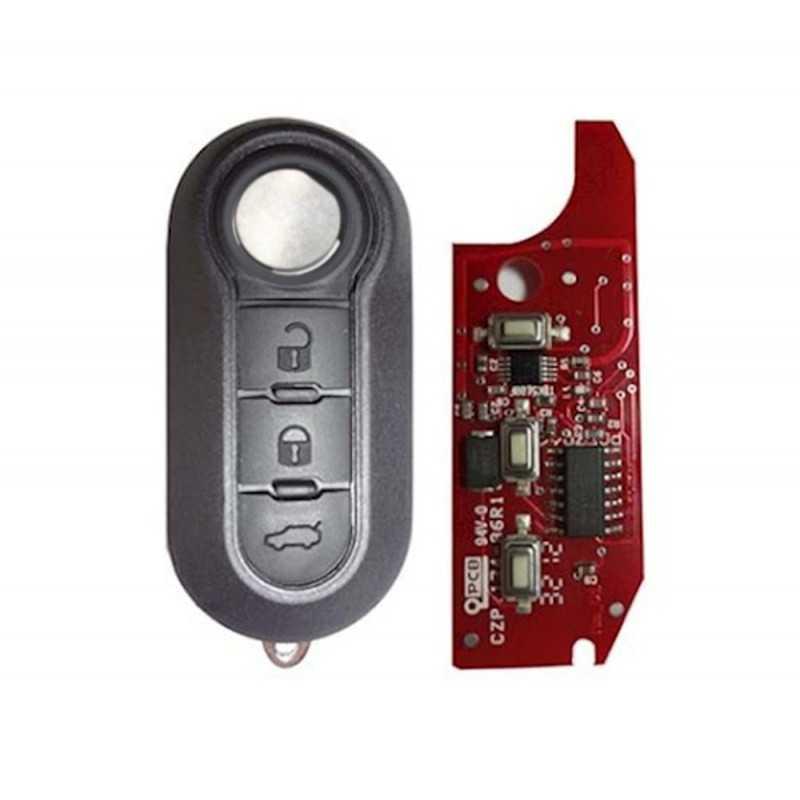 Remote Control 3 Keys Fiat Ducato 500L Jumper Relay Boxer Daily Ypsilon y Musa Giulietta