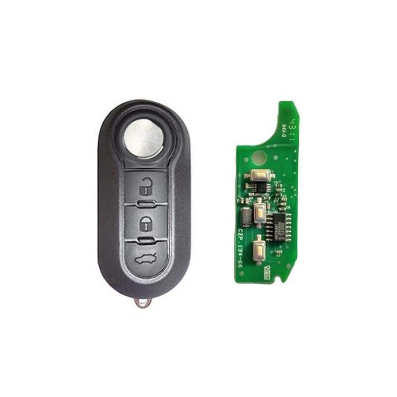 Remote Control 3 Windows Fiat Punto Stylus Panda 500 Delta