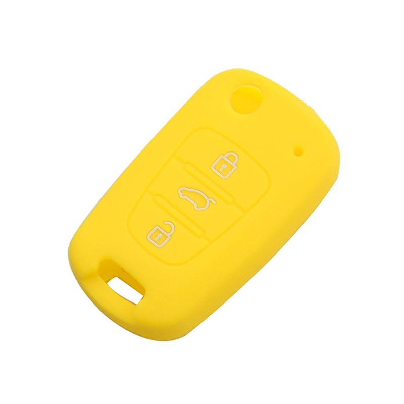 1 IN SILICONE HYUNDAI 3 YELLOW BUTTONS