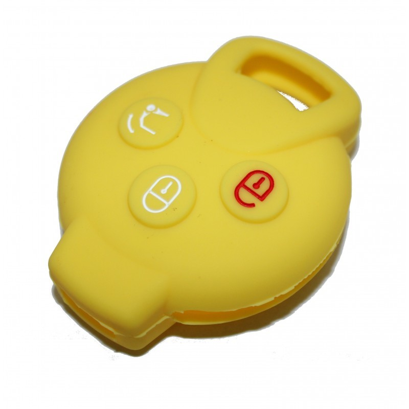 3 SMART BUTTONS Yellow