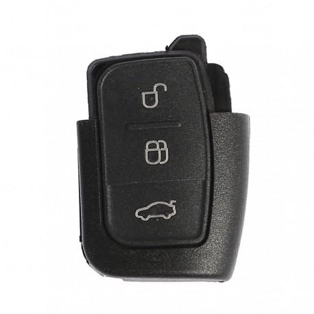 Cover Chiave Guscio Telecomando 3 Tasti Auto Ford Focus Fusion Mondeo S-Max CMax